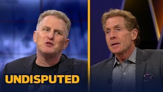 Michael Rapaport on LeBron James tweeting at Lonzo Ball, The King's shoes and more | UNDISPUTED