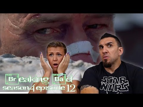 Breaking Bad Season 4 Episode 12 'End Times' REACTION!!