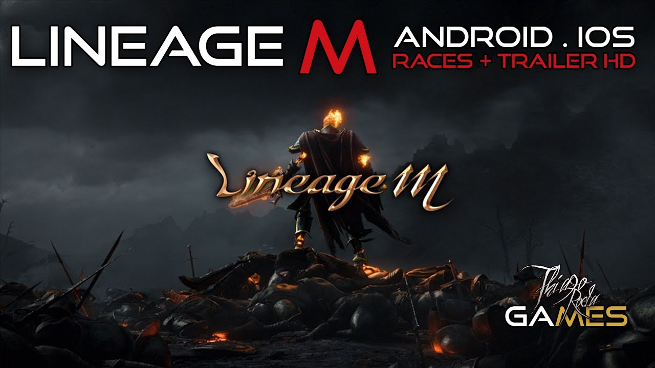 Lineage Mobile KR | Android IOS | Gameplay + Trailer