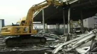 Video still for OKADA Demolition Shear