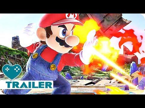 Super Smash Bros. Ultimate Trailer E3 2018 (2018) Nintendo Switch Game