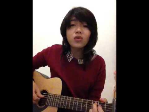 Derizka Afrillia - Sebatas mimpi (original song by Nano)