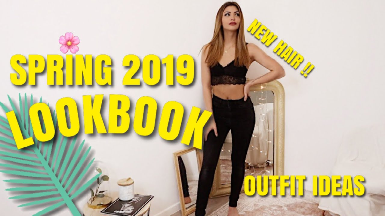 LOOKBOOK : SPRING OUTFIT IDEAS ( printemps 2019 ) & MY NEW HAIR !! Lisa Ngo 6