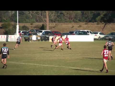 Round 5 Recap: Tyabb vs Crib Point