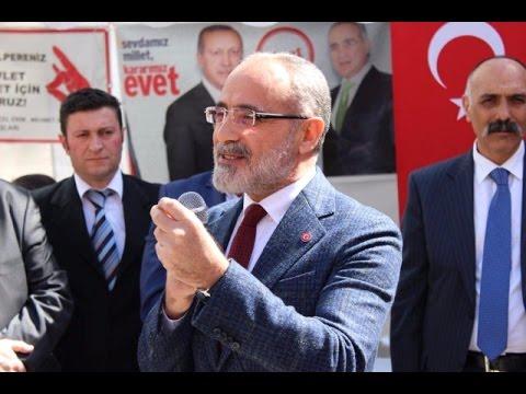 CUMHURBAŞKANLIĞI BAŞ DANIŞMANI YALÇIN TOPÇU KÜTAHYA'DA !!!!