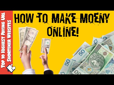 How To Make Money Online | Top 10 Highest Paying Url Shorteners