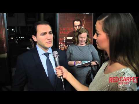 Michael Stuhlbarg Interviewed on the Red Carpet at U.S. Premiere of TRUMBO #TrumboMovie