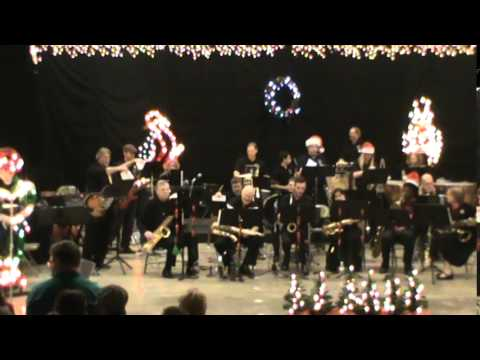 Bonham Big Band Express Christmas December 6 2014