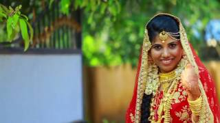 New Genaration Muslim wedding 2016 | Jiyas and Ansiya