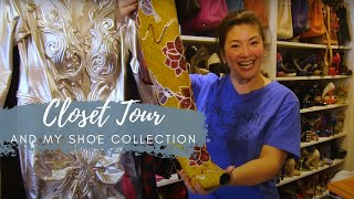 Closet Tour and My Shoe Collection | Regine Velasquez