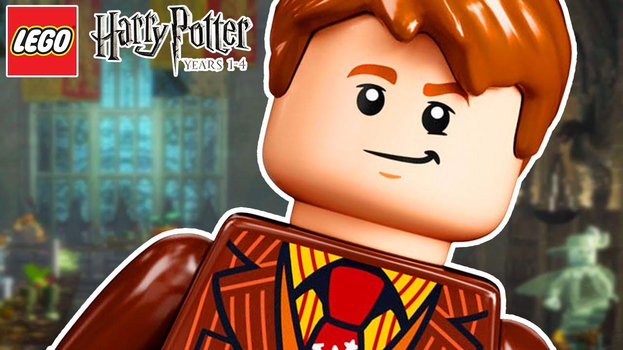 Alle Schuler Aus Der Gefahr Gerettet Lego Harry Potter Die Jahre 1 4 060 Deutsch Youtube