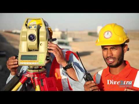 Salcef Presentation at Dirextra Master in Construction and Oil&Gas Sector