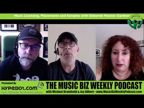 Ep. 323 Music Licensing, Placements and Samples with Deborah Mannis-Gardner