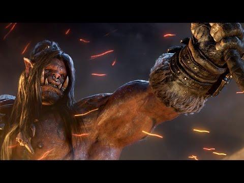 월드 오브 워크래프트: 드레노어의 전쟁군주 시네마틱 영상