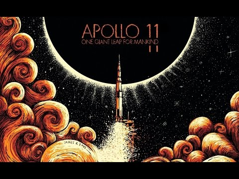 Adam Young Scores - Apollo 11 [full album]