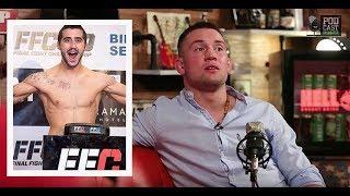 Stipe Brčić otkrio koje hrvatske borce vidi u UFC-u