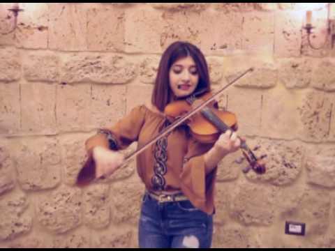 Cheb Khaled-Aicha ( Cover by Nagham-نغم )