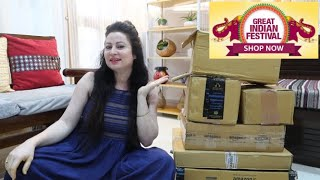 Amazon Great Indian Sale Haul |  Trending Home Decor & Kitchen Items | Indianmomsworld by Neelam