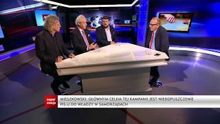 Polska w Kawałkach Grzegorza Jankowskiego - P. Apel, K. Mieszkowski, A. Szejnfeld - 19.08.2018