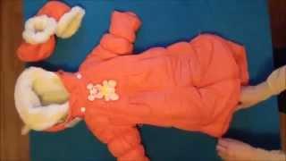 Трансформер  (зима / весна/осень).Россия.Магазин Зайчата.Иркутск.(Комбинезон- трансформер годится для новорожденных детей в первый год жизни: может быть использоваться..., 2015-06-22T09:38:54.000Z)