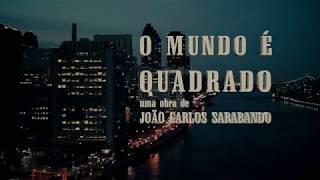 capa de O Mundo é Quadrado de João Carlos Sarabando
