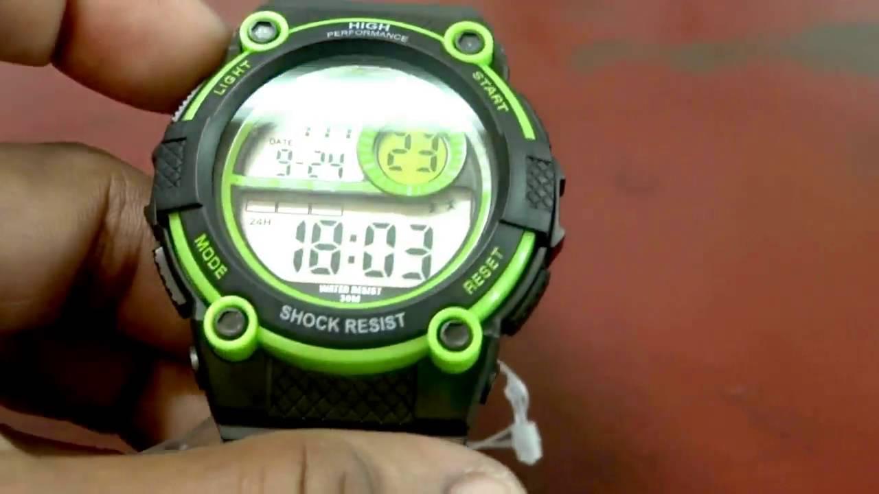 sonata super fibre 77004pp01j wrist watch for boys youtube rh youtube com