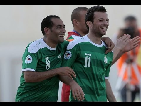 Al Wehdat vs Al Nahda: AFC Cup 2015 (Group Stage)
