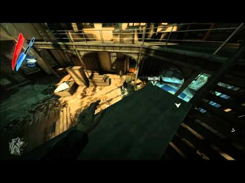 How to get the Officer's Sword and Gang Cleaver in Dishonored |