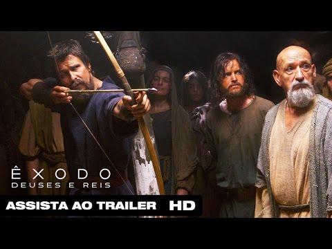 Trailer do filme Êxodo: Deuses e Reis