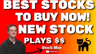BEST STOCKS TO BЏY NOW FOR A STOCK MARKET CRASH With ECONOMIC RECOVERY STOCKS - Stock Moe