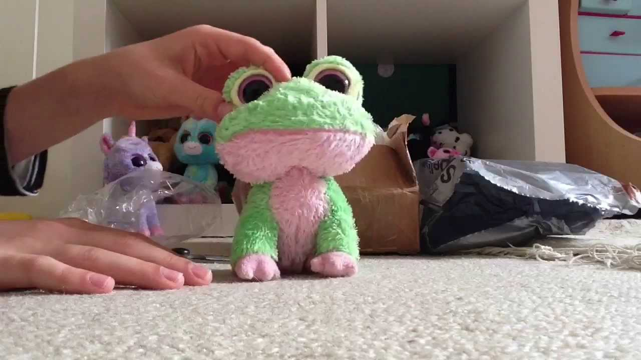 OPENING  Beanie Boo  72 (Kiwi) - YouTube 597cb31001e
