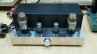 Elekit 8230-2a3 SE With Open Baffle Speaker