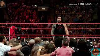 SATISFYA SONG TRIBUTE TO (THE BIG DOG🐶🐶) ROMAN REIGNS & (THE DEADMAN) THE UNDERTAKER