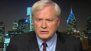 Chris Matthews Educated