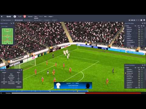 Football Manager 2015 Swansea City Ep.19: Champions League Final