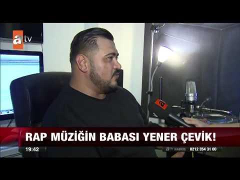 Yener Çevik ATV Ana Haber'de!