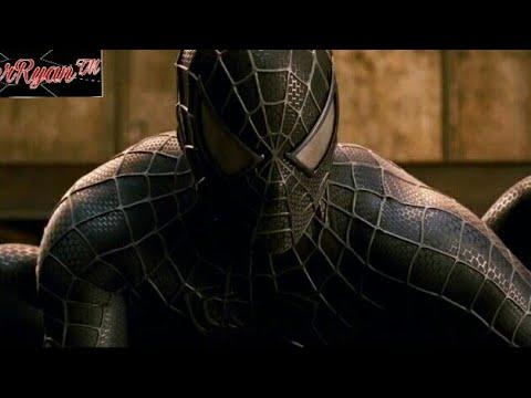 Homem Aranha (Simbionte) Vs. Homem Areia ( luta no Esgoto ) DUBLADO HD   Homem-Aranha 3 ( 2007 )