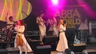 ABBA World Revival Mama Mia Bad Oeynhausen 2014