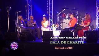 """AESEF CHARITY GALA DE CHARITE"""" SOUTIEN  AUX PERSONNES DEMUNIS D'AFRIQUE"""""""
