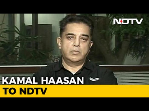 'Only Fresh Elections Can Cleanse Tamil Nadu': Kamal Haasan