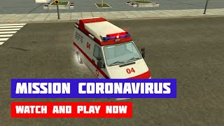Mission Coronavirus · Game · Gameplay