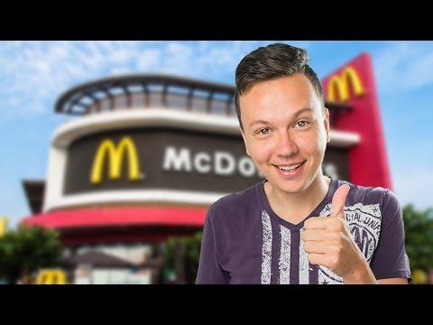 Макдоналдс в Америке глазами Русского. Цены и меню