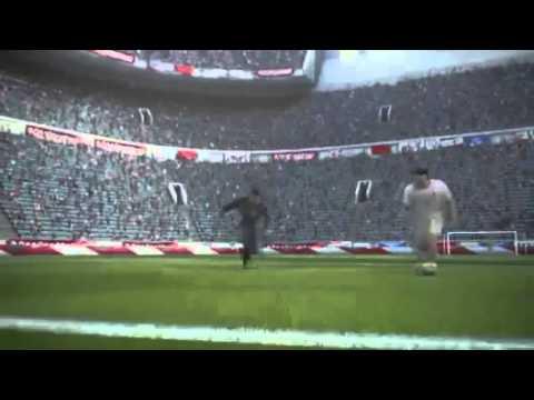 Lich thi dau bong da Anh - Nike tung đoạn phim hoạt hình bóng đá cực hấp dẫn Bóng đá