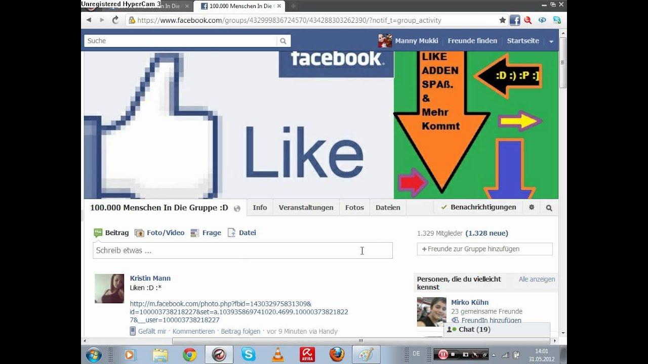Facebook Freunde Afd