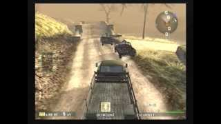 Socom Combined Assault online (Playstation 2) Harvester