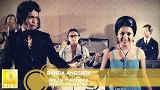 Emillia Contessa &  Broery Marantika - Bunga Anggrek (Official Audio)