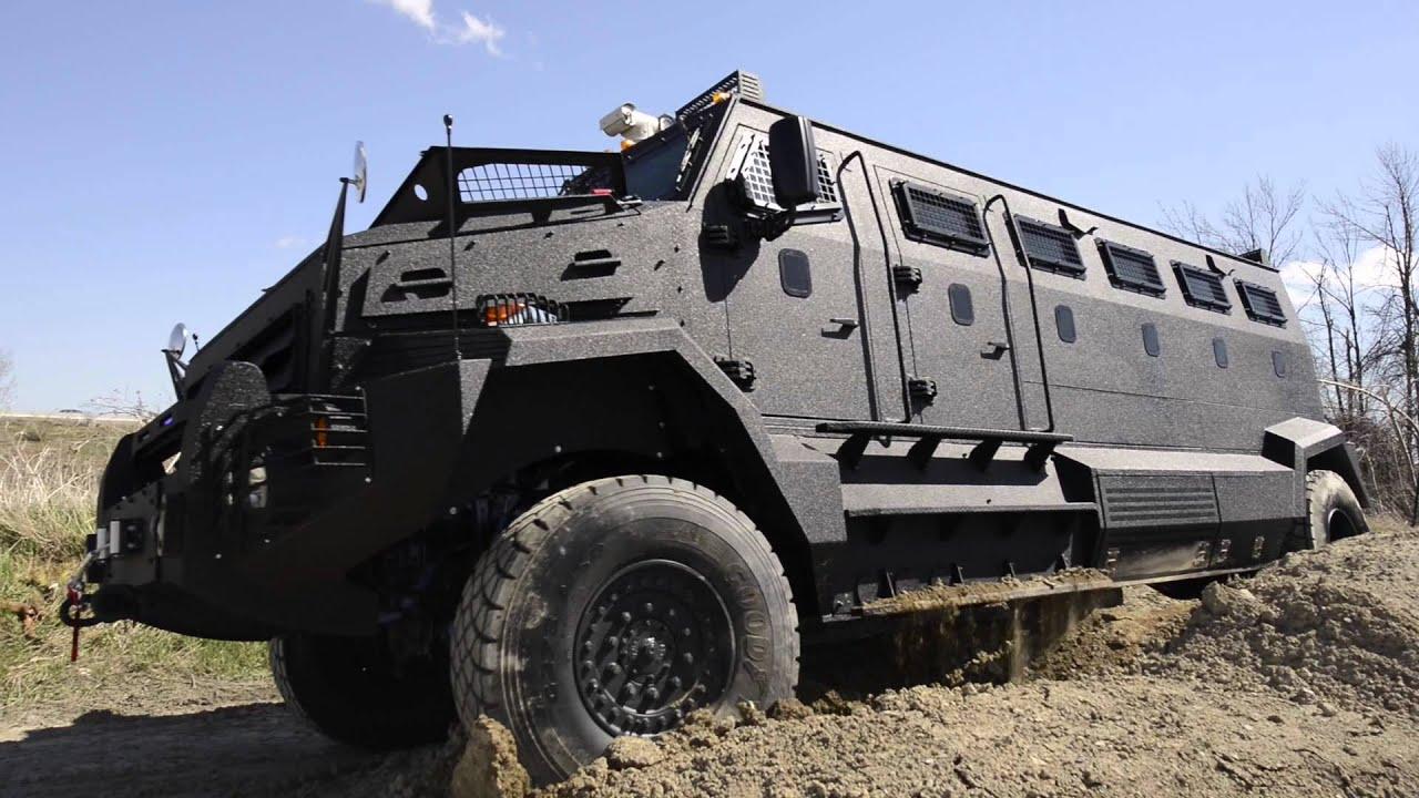 Bulletproof Cars: Inside INKAS Armored Vehicles