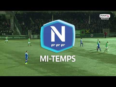 J15 : Red Star FC - USL Dunkerque (1-2), Le résumé