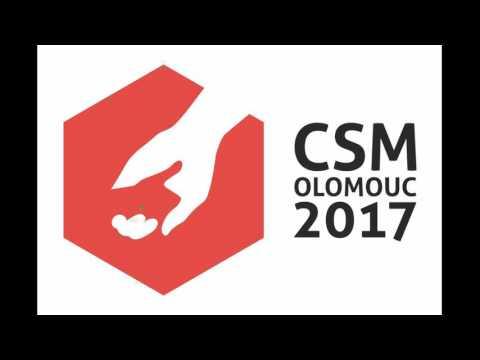 Hymna CSM v Olomouci