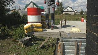 BC: Как сделать балкон?(В видео показан процесс изготовление монолитного балкона. Группа ВК - http://vk.com/engiclub., 2015-08-28T11:50:40.000Z)